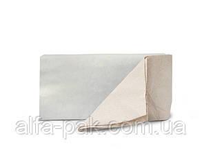 Полотенце бумажное V-сложения серое
