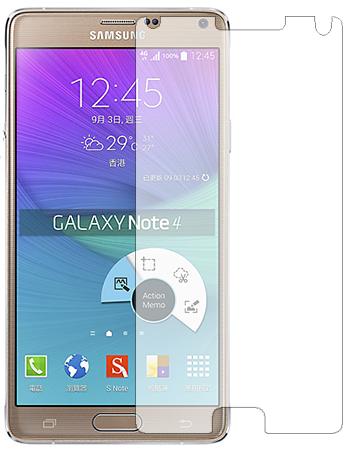 Защитное стекло для Samsung Galaxy Note 4 / N910 (0.3 мм, 2.5D)