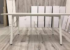 Опора для столу Джинс 1200 (Чорний, Білий, Бежевий), фото 3