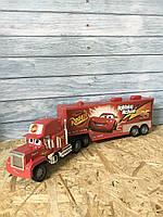 Трейлер Мак из м/ф Тачки грузовик с прицепом, 48 см