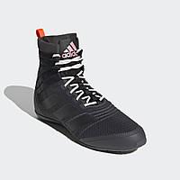 Обувь для бокса Боксерки Adidas SpeedEx 18 (черный, FW0385), фото 1