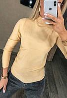 Гольф горло стійка однотонний жіночий (ПОШТУЧНО), фото 1