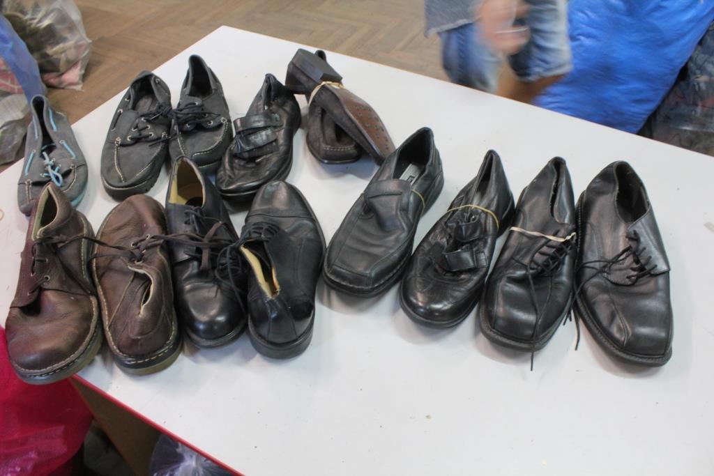 Секонд хенд, Обувь Микс муж зима большие размеры 1с