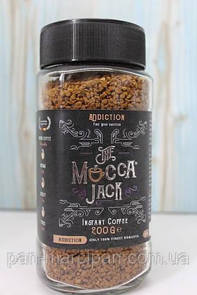 Кава розчинна Mocca Jack (чорна) 200 гр скло