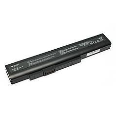 Аккумулятор PowerPlant для ноутбуков MSI CR640 (A32-A15, MIR640LH) 10.8V 5200mAh
