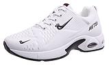 Кросівки білі в стилі Nike air max, фото 3