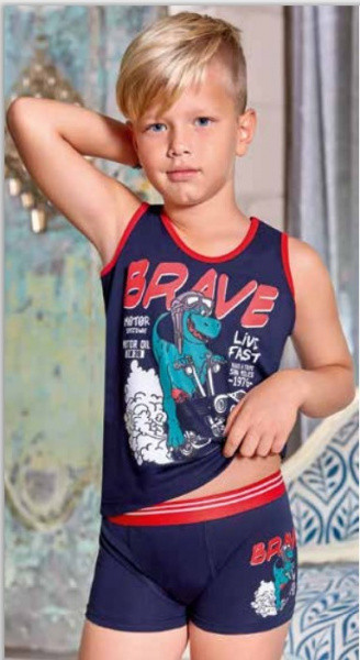 Комплект майка+шорты для мальчика 5361 Berrak