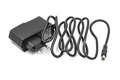 Блок питания зарядного устройства для фото и видеотехники PowerPlant 220V, 12V 12W 1A (5.5*2.35)