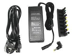 Универсальный блок питания для ноутбуков PowerPlant 220V, 15-20V 120W 10A