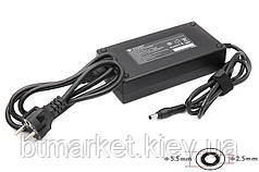 Блок питания для ноутбуков PowerPlant ASUS 220V, 19V 180W 9.5A (5.5*2.5)