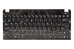 Клавіатура для ноутбука ASUS Eee PC 1015 чорний, чорний кадр
