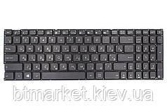Клавіатура для ноутбука ASUS X541 series чорний, без кадру