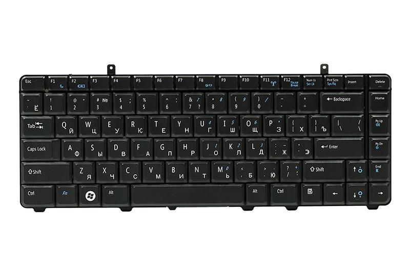 Клавиатура для ноутбука DELL Vostro A840 черный, черный фрейм