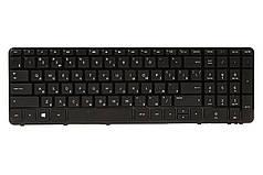 Клавиатура для ноутбука HP Pavilion SleekBook 15-E черный, черный фрейм