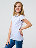 Футболка-поло для девочки Смил,  114745/114746   6-14 лет, фото 6