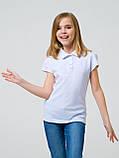 Футболка-поло для девочки Смил,  114745/114746   6-14 лет, фото 4