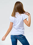 Футболка-поло для девочки Смил,  114745/114746   6-14 лет, фото 5