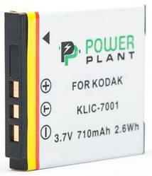 Акумулятор PowerPlant Kodak KLIC-7001 710mAh