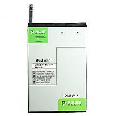Акумулятор PowerPlant APPLE iPad mini 4440mAh