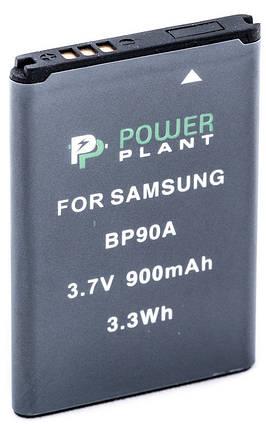 Аккумулятор PowerPlant Samsung BP90A 900mAh, фото 2