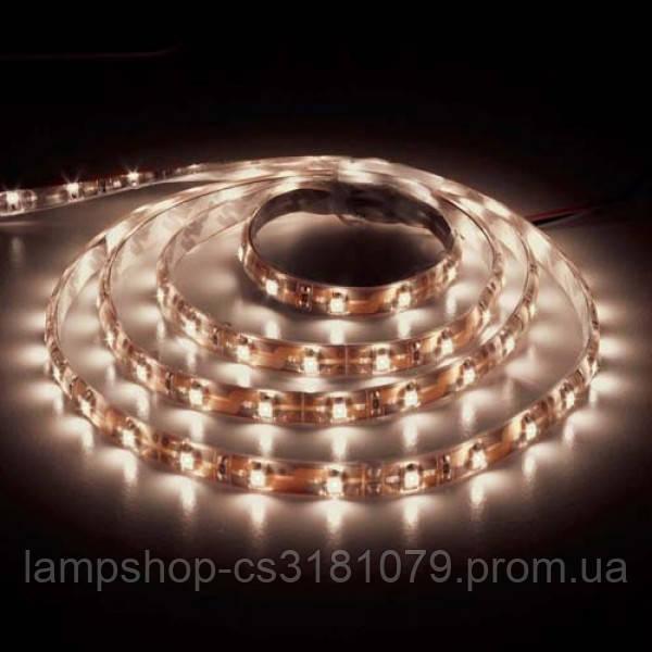 Светодиодная лента Feron LS607 60SMD/м 12V IP65 белый теплый