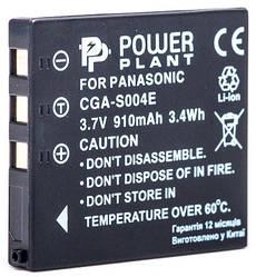 Акумулятор PowerPlant Panasonic S004 910mAh