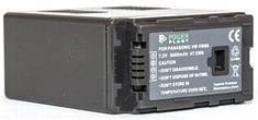 Акумулятор PowerPlant Panasonic VW-VBG6 6600mAh