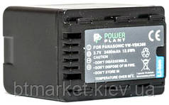 Акумулятор PowerPlant Panasonic VW-VBK360 3400mAh