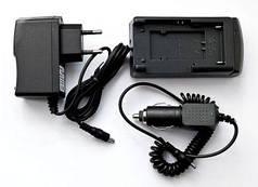 Універсальне з/у PowerPlant Kodak KLIC-8000, DB-50, SB-L0837, SB-L0837B, EU-97