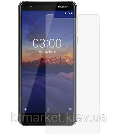 Защитное стекло PowerPlant для Nokia 3.1, фото 2