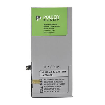 Аккумулятор PowerPlant Apple iPhone 8 Plus (616-00367) 2691mAh, фото 2