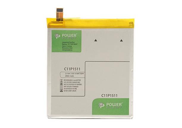 Аккумулятор PowerPlant ASUS Zenfone 3 (C11P1511) 2900mAh, фото 2