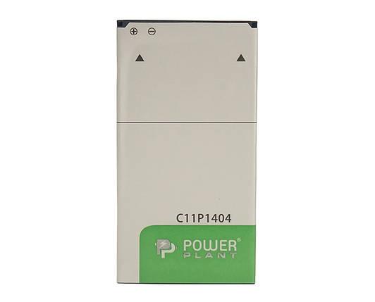Аккумулятор PowerPlant ASUS Zenfone 4 (C11P1404) 1600mAh, фото 2
