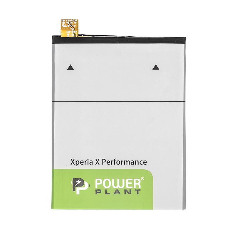 Аккумулятор PowerPlant Sony Xperia X Performance (LIP1624ERPC) 2700mAh