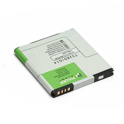 Аккумулятор PowerPlant HTC Desire VT T328T (BA S590) 1700mAh, фото 2