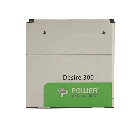 Аккумулятор PowerPlant HTC Desire 300 (BP6A100) 1700mAh, фото 2