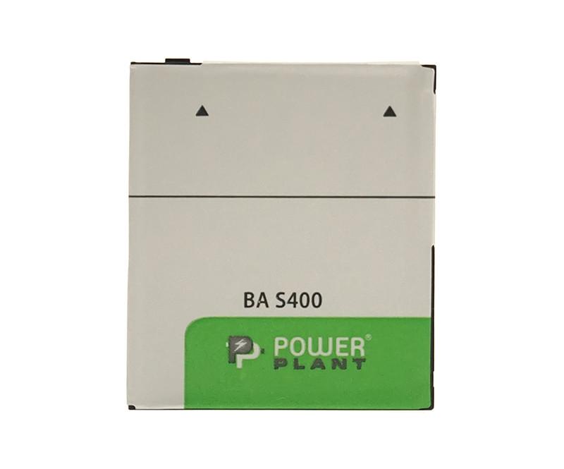 Аккумулятор PowerPlant HTC HD2 (BA S400) 900mAh