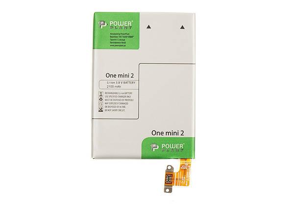 Аккумулятор PowerPlant HTC One Mini 2 (B0P6M100) 2100mAh, фото 2