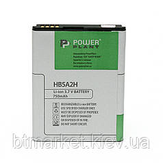 Аккумулятор PowerPlant Huawei CS366 (HB5A2H) 750mAh