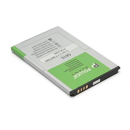 Аккумулятор PowerPlant Huawei Ascend G610 (HB505076RBC) 2150mAh, фото 2