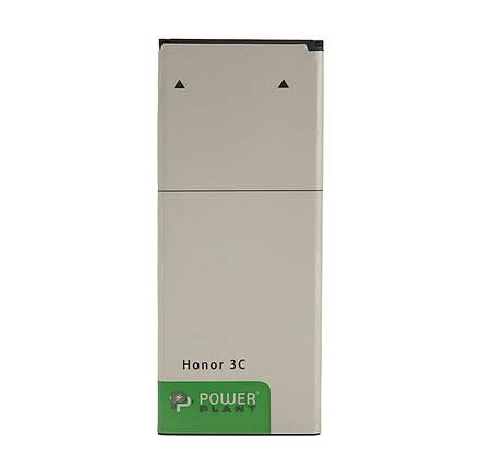 Аккумулятор PowerPlant Huawei Honor 3C (HB4742A0RBW) 2400mAh, фото 2