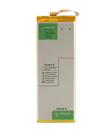 Аккумулятор PowerPlant Huawei Honor 6 (HB4242B4EBW) 3100mAh, фото 2