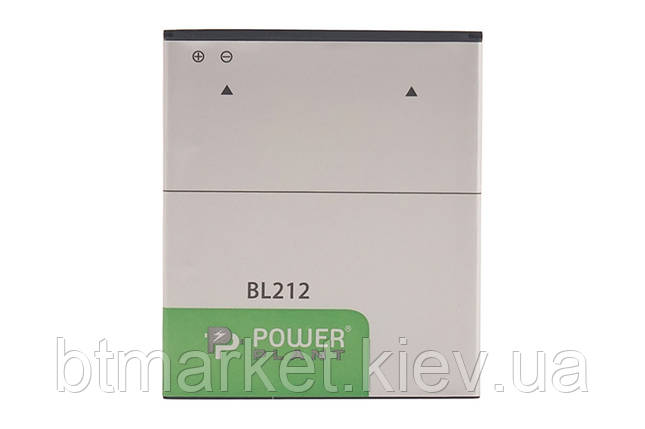 Аккумулятор PowerPlant Lenovo S898T+ (BL212) 2000mAh, фото 2