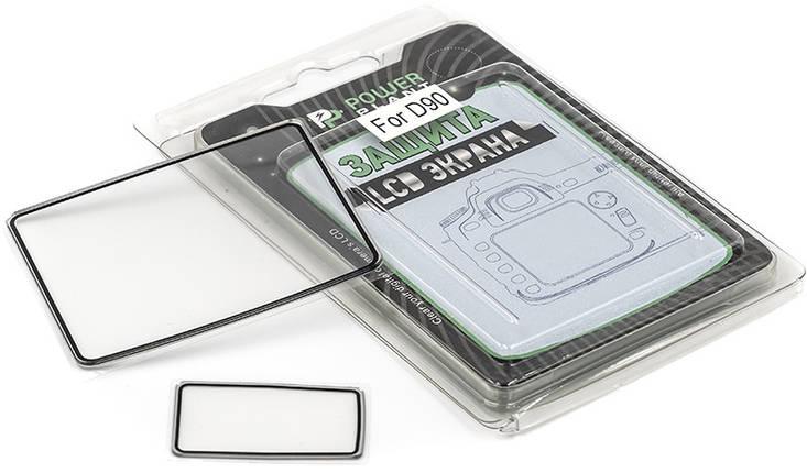 Защита экрана PowerPlant для Nikon D90 (Twin), фото 2