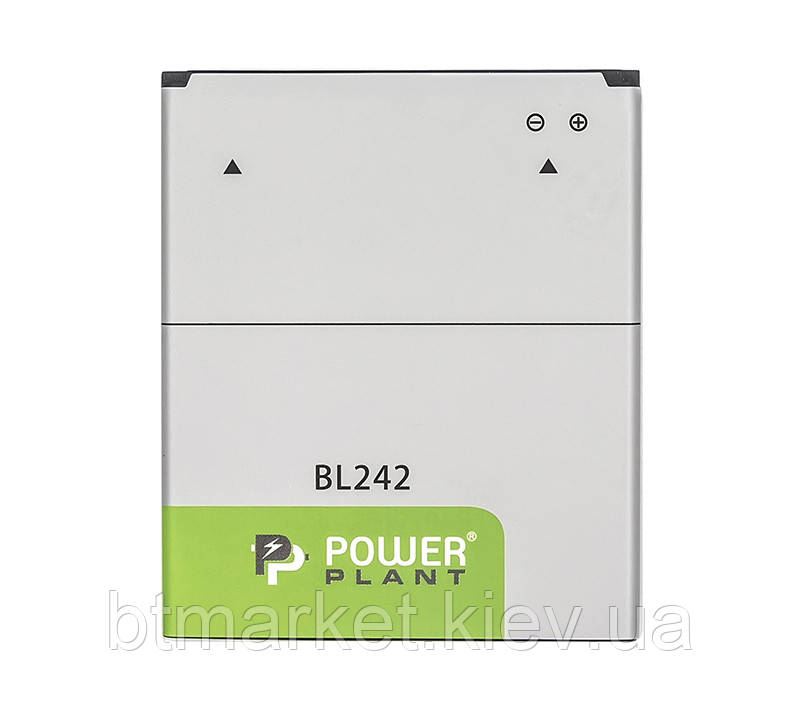 Аккумулятор PowerPlant Lenovo Vibe C (A2020) (BL242) 2300mAh