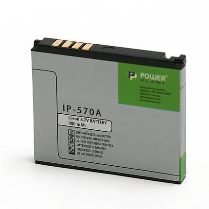 Аккумулятор PowerPlant LG KC550 (IP-570A) 900mAh, фото 2