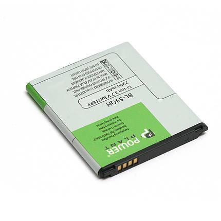 Аккумулятор PowerPlant LG Optimus L9 (BL-53QH) 2200mAh, фото 2
