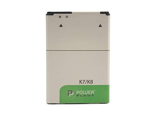 Аккумулятор PowerPlant LG K7/K8 (BL-46ZH) 2125mAh, фото 2