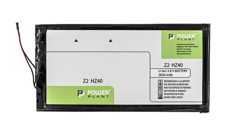 Аккумулятор PowerPlant Motorola Moto Z2 (HZ40) 2820mAh, фото 2