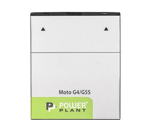 Аккумулятор PowerPlant Motorola Moto G4/G5S (GK40) 2685mAh, фото 2